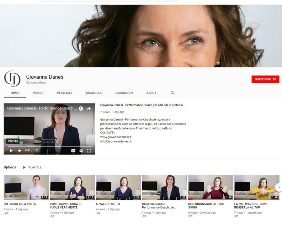 youtube-giovanna-danesi